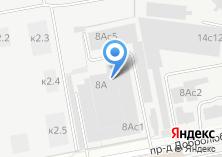 Компания «ЦЕНТР-СТРОЙ» на карте