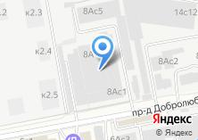 Компания «Беарпринт» на карте