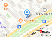 Компания «Тревел Бонд» на карте