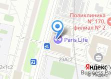 Компания «ТрансКомпани» на карте