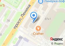 Компания «Специализированная пилатес-студия Татьяны Поповой» на карте