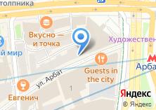 Компания «Русский Промысел» на карте