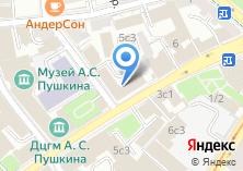 Компания «Зарубеж-Экспо» на карте
