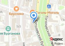 Компания «Ланта ООО» на карте
