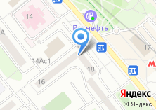 Компания «АМ-клиника» на карте