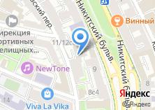 Компания «Dali Print» на карте