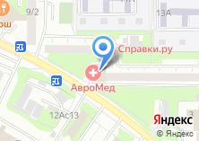 Компания «Экстрим Файт» на карте