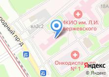 Компания «МГФОМС» на карте