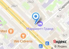 Компания «Грандъ Александер» на карте