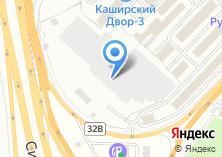 Компания «Дом М» на карте