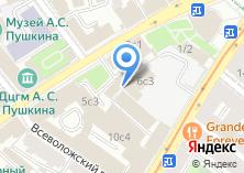 Компания «ВСК-Тур» на карте