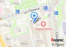 Компания «Квартирный мастер» на карте