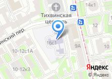 Компания «Детский сад №2718» на карте
