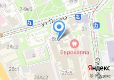 Компания «АМРУМ» на карте