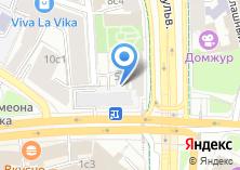 Компания «Почтовое отделение №119019» на карте