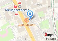 Компания «Сваинова» на карте