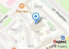 Компания «Трансконтейнер» на карте