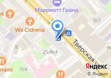 Компания «Оптикстудио» на карте