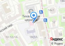 Компания «Стоматологическая поликлиника №33» на карте