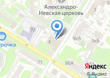 Компания «Байкалинвестбанк» на карте