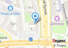 Компания «RTI» на карте