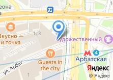 Компания «АСТ-ТУР» на карте