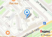 Компания «Курсор-Холдинг» на карте