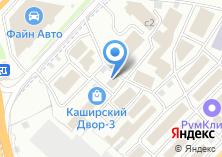 Компания «Kaolina» на карте