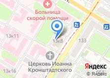 Компания «Вкусный буфет» на карте