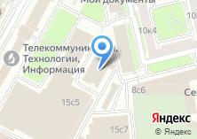 Компания «Альт Линукс» на карте