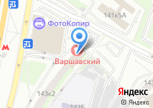 Компания «Подковка» на карте