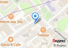 Компания «ЭЛУС» на карте
