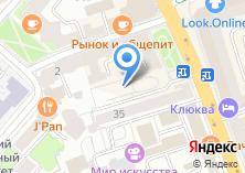 Компания «Котофейня» на карте