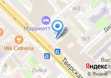Компания «Voice» на карте