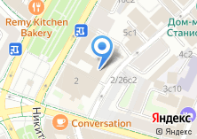 Компания «Medswiss» на карте