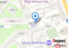 Компания «Детский сад №1951» на карте
