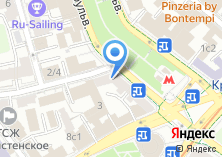 Компания «Звенящие кедры» на карте