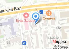 Компания «Инженерная служба района Марьина Роща» на карте