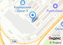 Компания «Магазин вентиляционного оборудования» на карте