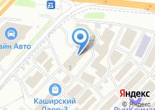 Компания «Мотель Варшавский» на карте