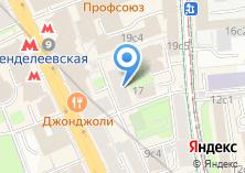 Компания «Уликс» на карте