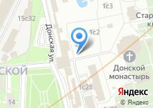 Компания «Монастырская трапеза» на карте