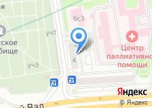 Компания «Горди» на карте