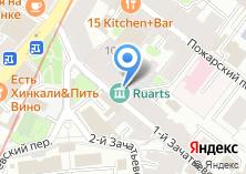 Компания «FxPro» на карте