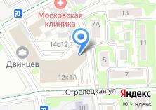 Компания «Vodokru» на карте