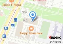 Компания «Магазин горячей выпечки на Чертановской» на карте