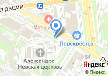 Компания «Шиномонтажная мастерская на Пушкинской» на карте