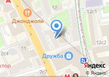 Компания «ОПОП Центрального административного округа Тверской район» на карте