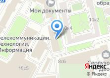 Компания «Unit-office» на карте