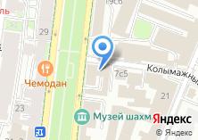 Компания «Валютно-финансовый департамент» на карте